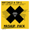 Adele Vs Gregor Salto Vs Major Lazer - I Like A Deep Azumba (Dj Martinezz Tom V LH Mash)