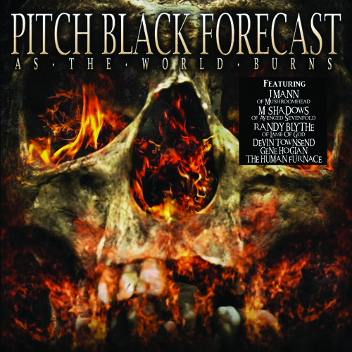 "PITCH BLACK FORECAST featuring DEVIN TOWNSEND ""Open Letter To God"""