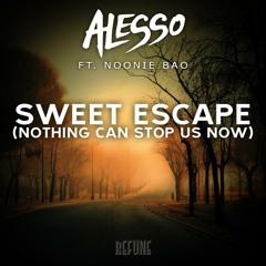 Alesso   Sweet Escape
