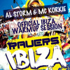 Ravers Ibiza  Warm Up Session - Al Storm & MC Korkie (Classics Set)