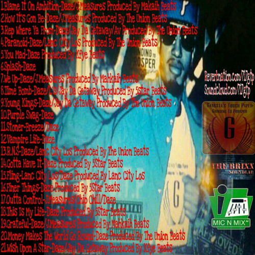 Time Bomb-Daze/L's/Jay Da Getaway