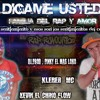 Kleber Mc Ft Kevin El Chino Flow (Digame Usted)La Familia Del Rap Y Amor_Listen To My Love_2o14-2o15