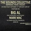 BIG AL AND MARK MAC THE SOUNDS COLLECTIVE