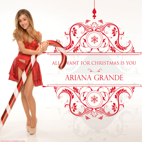 Ariana Grande - All I Want For Christmas Is You