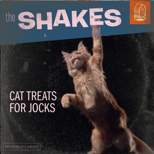 Cat Treats for Jocks Cover Art