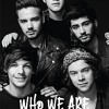 Who We Are Audio Clip - Harry