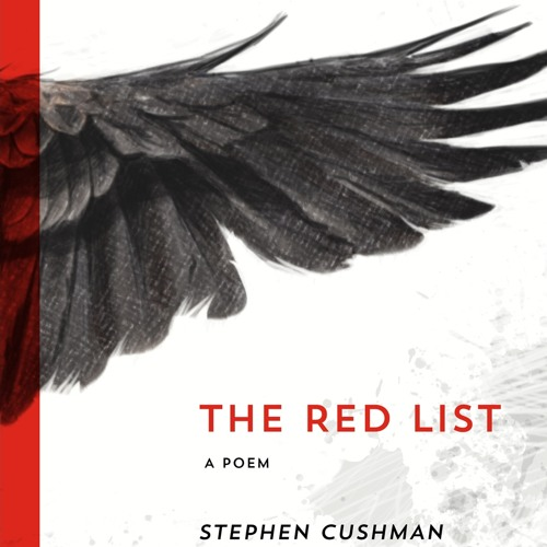 """Stephen Cushman reads from """"The Red List"""""""
