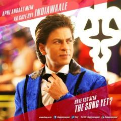 Exclusive ''Dance Like A Chammiya'' Happy New Year Song - Shah Rukh Khan - Deepika Padukone