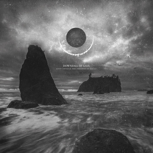 "Downfall Of Gaia ""Carved into Shadows"""