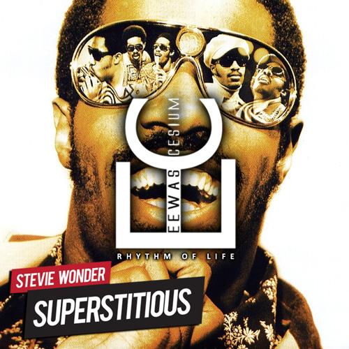 STEVIE WONDER - Superstition (EEWAS CESIUM REMIX)