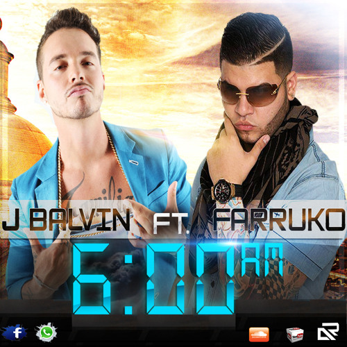 J Balvin feat Farruko  6 AM translation in English