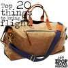 The Top 20 Things To Bring On a Flight