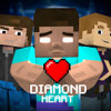 Diamond Heart (A Minecraft Parody Of Imagine Dragons - Demons)