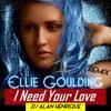 Dj Alan Henrique Feat. Ellie Goulding - I Need Your Love (Remix 2015)