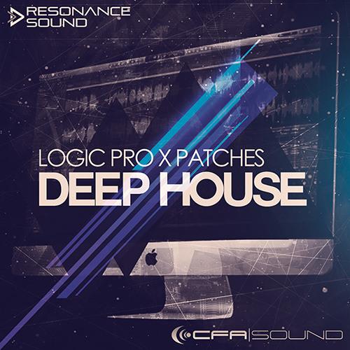 CFA-Sound - Logic Pro X Deep House Patches