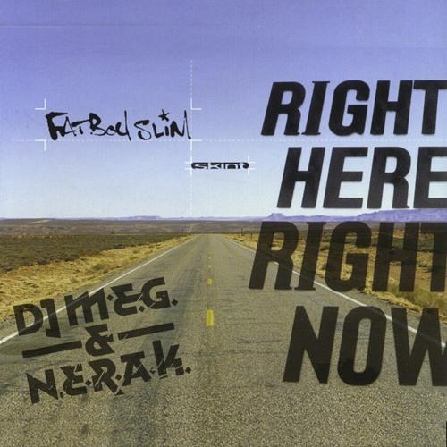 Fatboy Slim - Right Here Right Now (DJ M.E.G. & N.E.R.A.K. Remix)