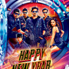 Dance Like A Chammiya Full AUDIO Song  Happy New Year  Shah Rukh K