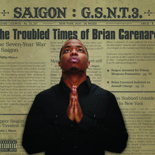 Saigon ft P Jericho – Street Gospel