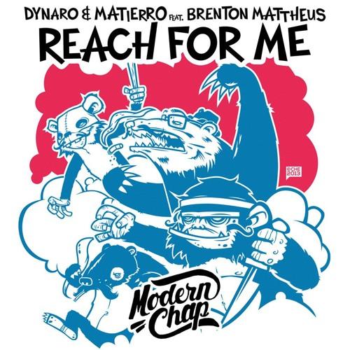 Dynaro & Matierro feat. Brenton Mattheus - Reach For Me (Original Mix)