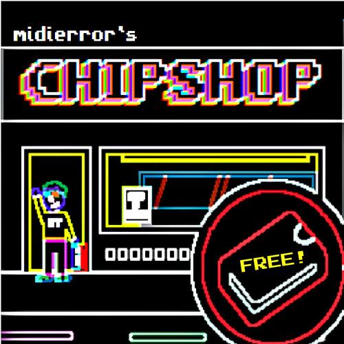 CHIPSHOP [Sample Pack] FREE DOWNLOAD !!
