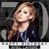 Avril Lavigne Music Awards Portada del disco