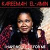 KAREEMAH EL AMIN GOES FOR TOP
