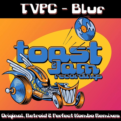 TVPC - Blur (Retroid Remix) - OUT NOW ON BEATPORT
