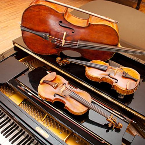 Epic/melancholy classical-piano music box choir strings bowed