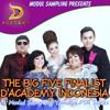 5 Besar D'Academy Interview At Radio Kartika FM Lampung