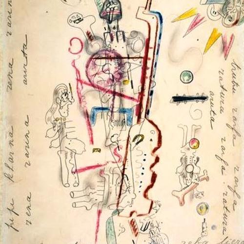 Artaud et la théorie du complot. (Mehdi Belhaj Kacem)
