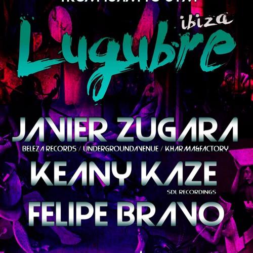 Keany Kaze - Lugubre Week 8 - Live Mix (Free Download)