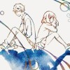 【Ao Haru Ride OP】Sekai wa koi ni Ochiteiru. Acoustic.Ver【Spanish Fandub】