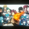 Fairy Tail New Main Theme 2014 at Got it from YouTube just like the rest of the songs F.T.F.L!!!!!