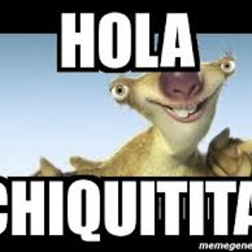 Hola Chiquitita ( Noka AxL )