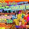 Miami Fantasy Fest Party Bus