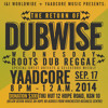 DUBWISE JAMAICA SEPT 17 2014 - YAADCORE LIVE AUDIO