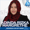 Adinda Rizka Margrethe - Georgia On My Mind (Ray Charles) - Top 40 #SV3