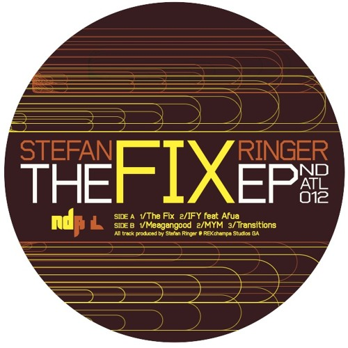 Stefan Ringer - The Fix EP
