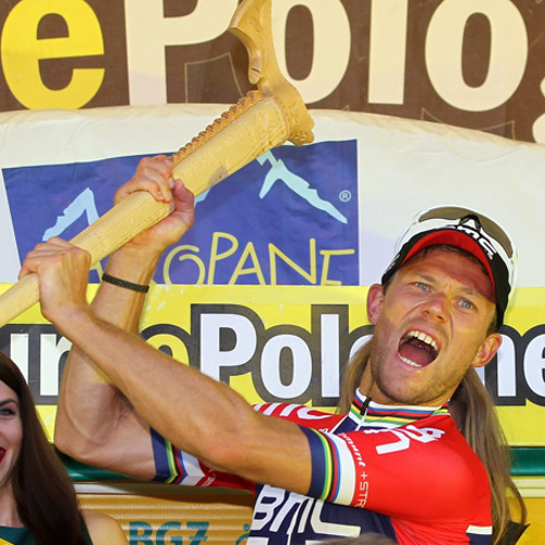 Thor Hushovd Interview