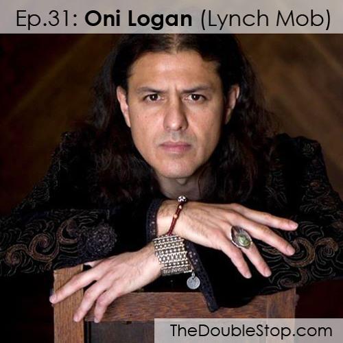 Ep.31 Oni Logan (Lynch Mob, Dio Disciples)