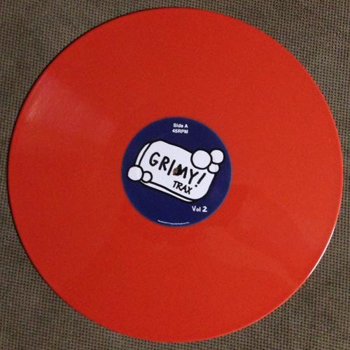 Grimy Trax Vol. 2 THE FIXER (Dejay Cease) & BOY OK (Boogienite)