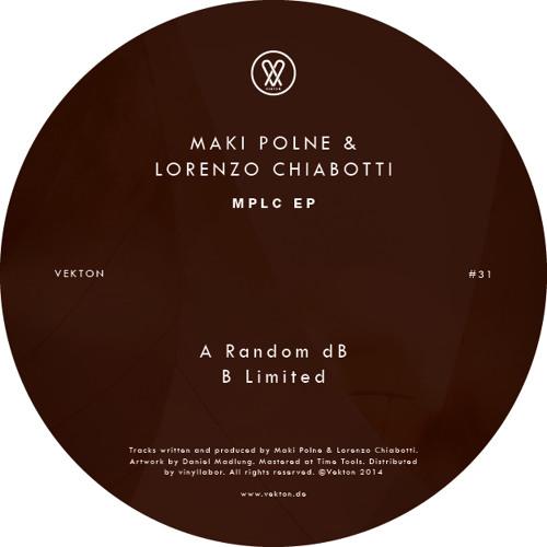 B - Maki Polne & Lorenzo Chiabotti - Limited