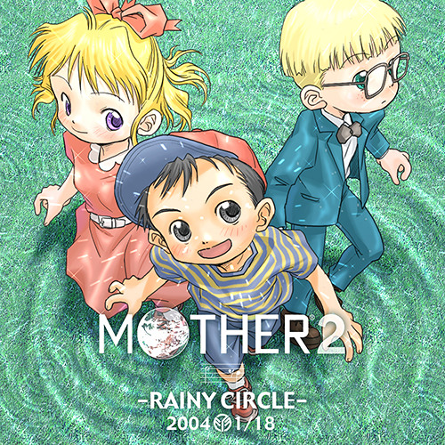 ♤ EarthBound \ Mother II : ``Theme of Winters `` by