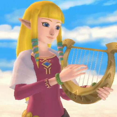Cover Ballad Of The Goddess From The Legend Of Zelda