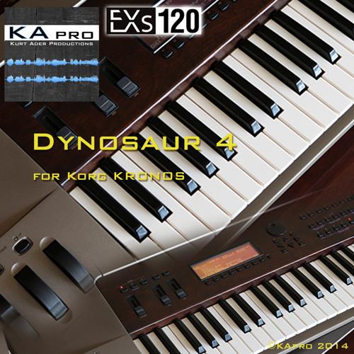EXs120 Dynosaur 4