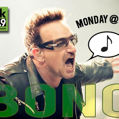 Sheila & Marconi Interview U2's BONO!