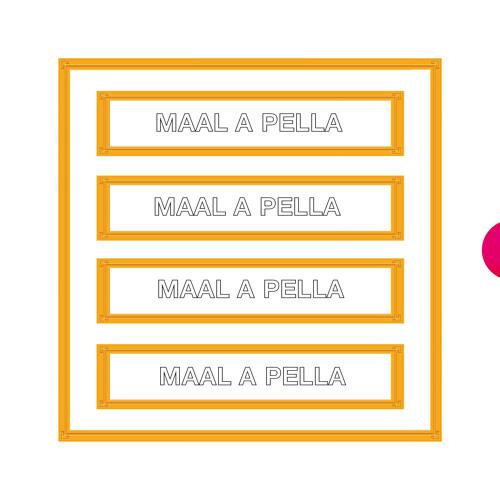 MAAL A PELLA (Produced by Maal A Goomba)