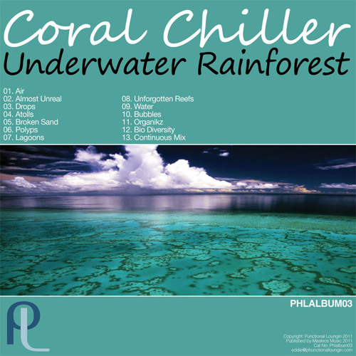 Coral Chiller - Lagoons - Phunctional Loungin
