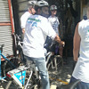 Kumi Naidoo on Bike Riding