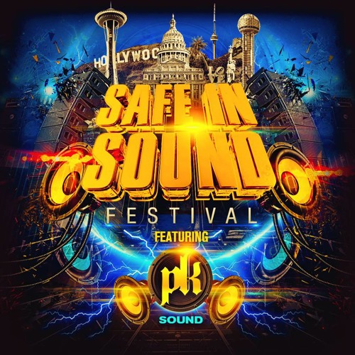 Safe In Sound Mix - Mixed By Terravita